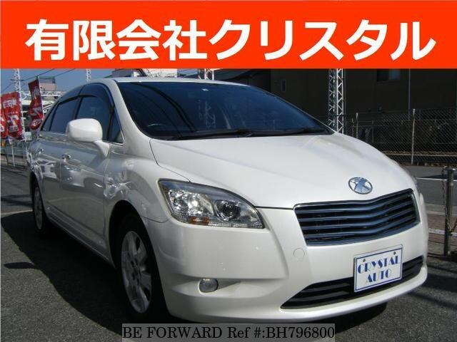 Used 2008 TOYOTA MARK X ZIO BH796800 for Sale
