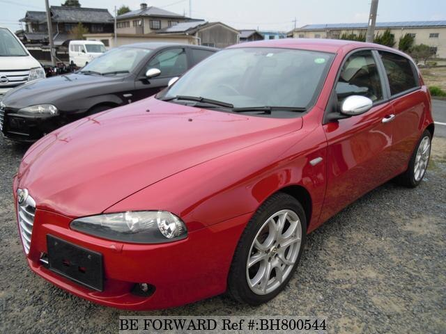 Used 2010 ALFA ROMEO 147 BH800544 for Sale