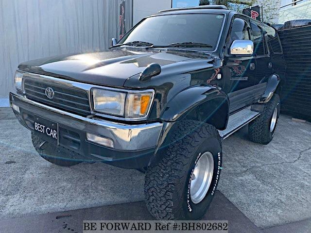 Used 1994 TOYOTA HILUX SURF BH802682 for Sale