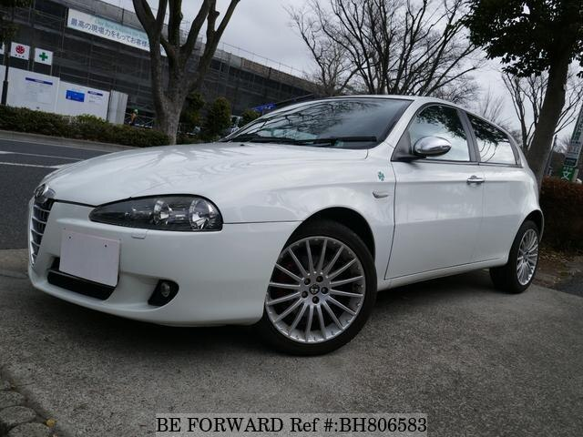 Used 2009 ALFA ROMEO 147 BH806583 for Sale