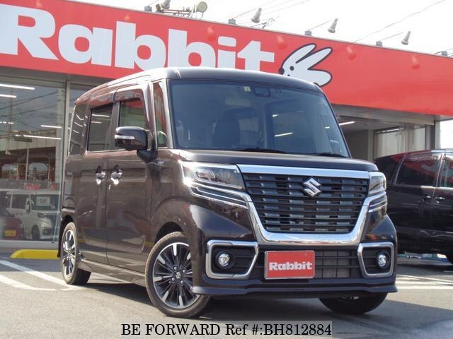 Used 2019 SUZUKI SPACIA BH812884 for Sale