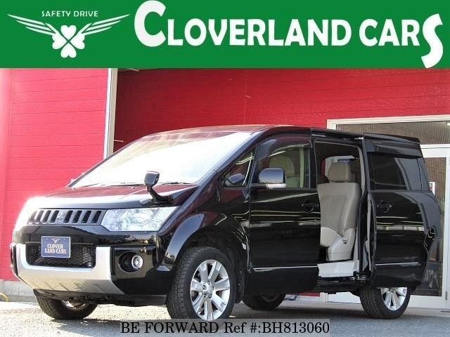 Used 2013 MITSUBISHI DELICA D5 BH813060 for Sale