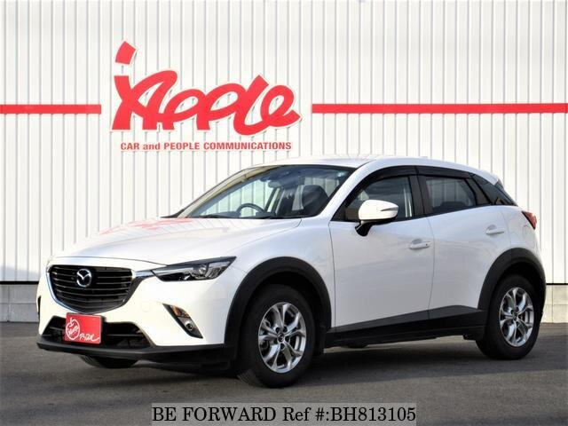 Used 2015 MAZDA CX-3 BH813105 for Sale