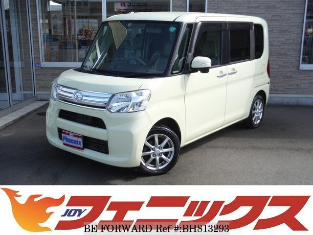 Used 2014 DAIHATSU TANTO BH813293 for Sale