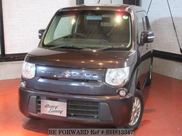 Used 2012 SUZUKI MR WAGON BH813347 for Sale