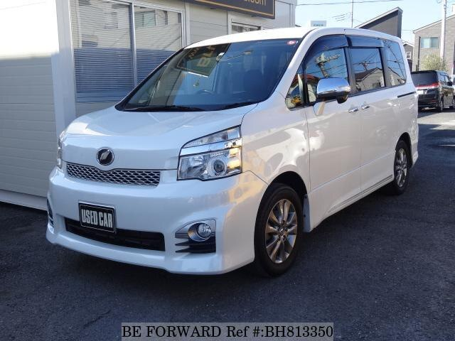 Used 2012 TOYOTA VOXY BH813350 for Sale