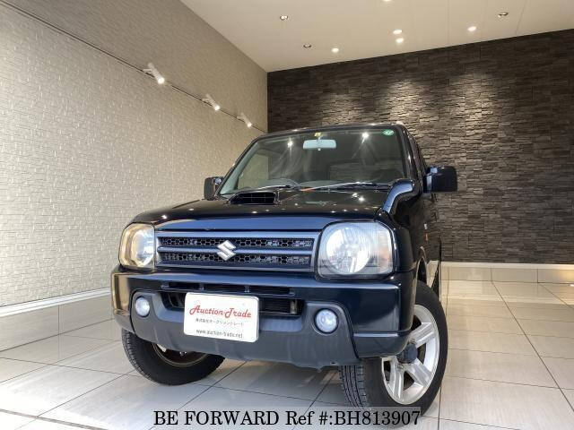 Used 2007 SUZUKI JIMNY BH813907 for Sale