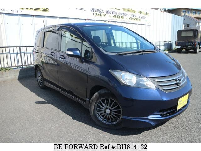 Used 2008 HONDA FREED BH814132 for Sale