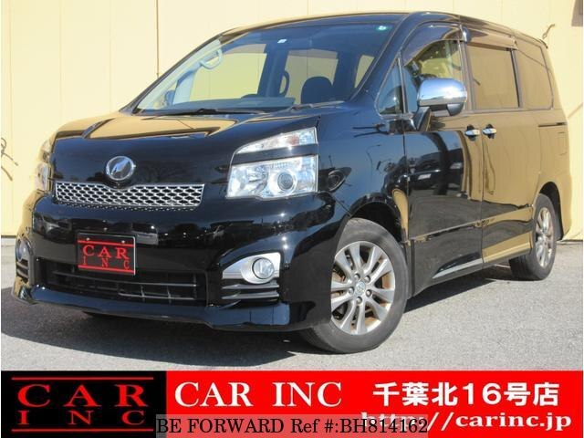Used 2012 TOYOTA VOXY BH814162 for Sale