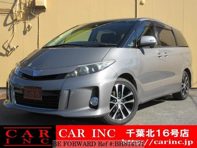 Used 2013 TOYOTA ESTIMA BH814171 for Sale