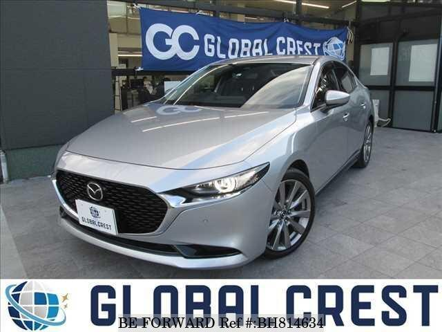 Used 2019 MAZDA MAZDA3 BH814634 for Sale