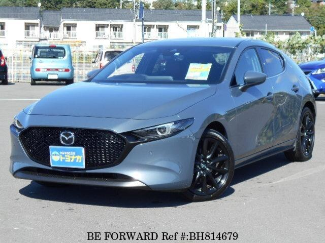 Used 2019 MAZDA MAZDA3 BH814679 for Sale