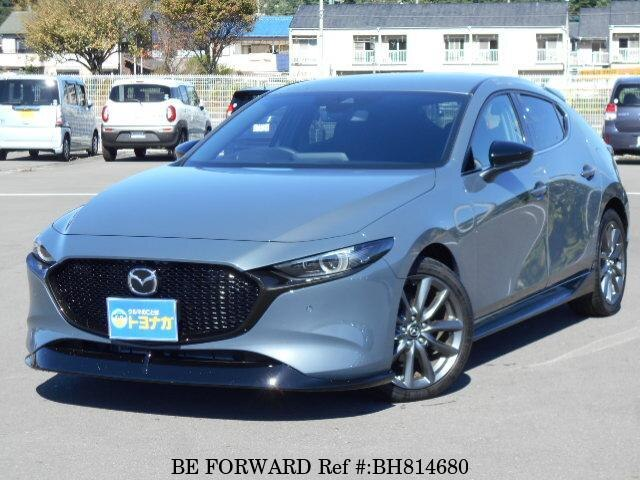 Used 2019 MAZDA MAZDA3 BH814680 for Sale