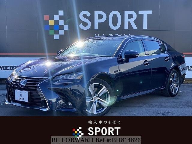 Used 2016 LEXUS GS BH814826 for Sale
