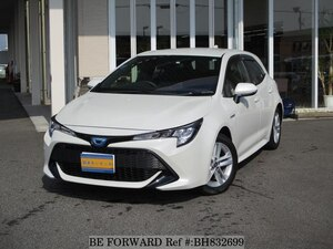 Used 2018 TOYOTA COROLLA BH832699 for Sale