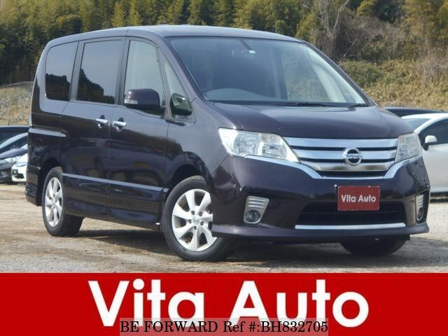 Used 2012 NISSAN SERENA BH832705 for Sale