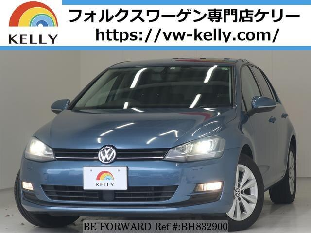 Used 2014 VOLKSWAGEN GOLF BH832900 for Sale