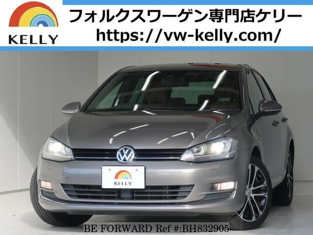 Used 2014 VOLKSWAGEN GOLF BH832905 for Sale