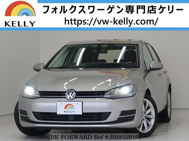 Used 2016 VOLKSWAGEN GOLF BH832916 for Sale