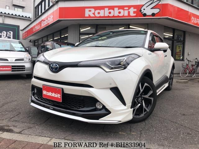 Used 2018 TOYOTA C-HR BH833904 for Sale