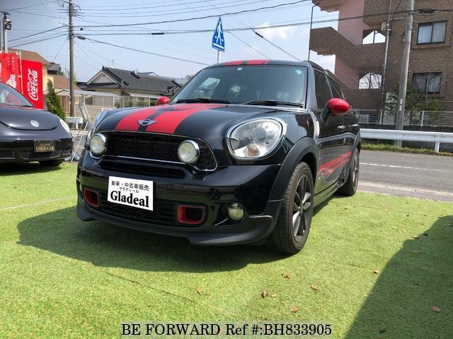 Used 2011 BMW MINI BH833905 for Sale