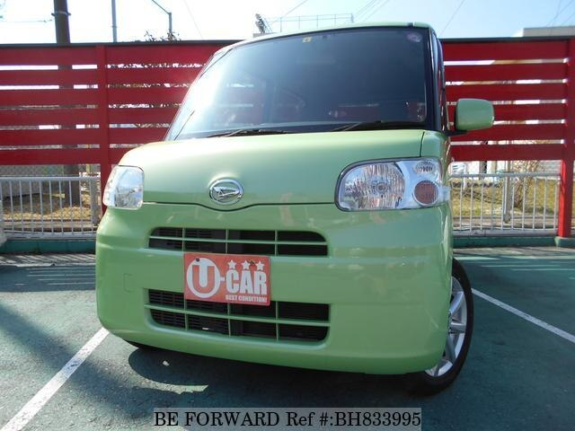 Used 2012 DAIHATSU TANTO BH833995 for Sale