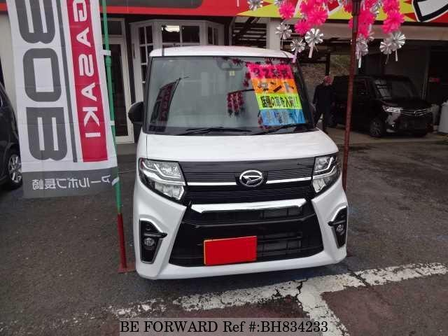 Used 2020 DAIHATSU TANTO BH834233 for Sale