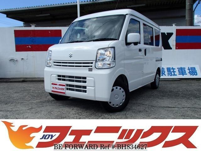 Used 2020 SUZUKI EVERY BH834627 for Sale
