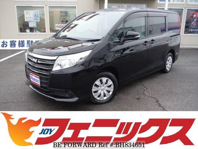 Used 2014 TOYOTA NOAH BH834651 for Sale