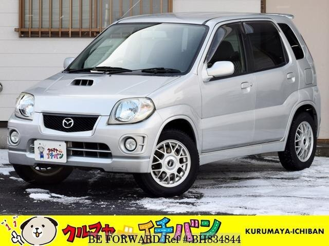 Used 2002 MAZDA LAPUTA BH834844 for Sale