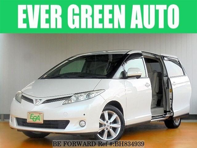 Used 2012 TOYOTA ESTIMA BH834939 for Sale