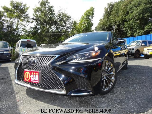 Used 2017 LEXUS LS BH834995 for Sale