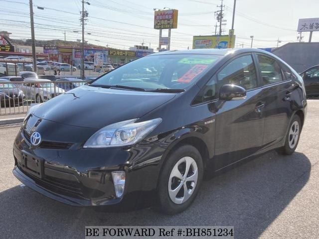 Used 2012 TOYOTA PRIUS BH851234 for Sale
