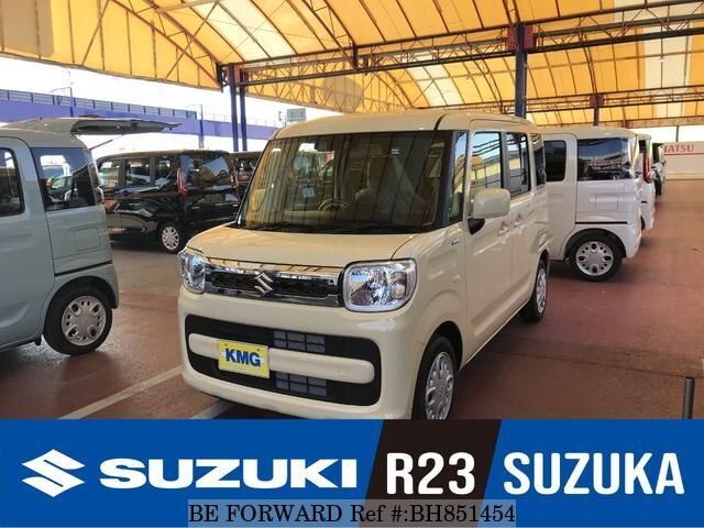 Used 2020 SUZUKI SPACIA BH851454 for Sale