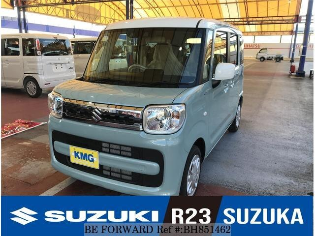 Used 2020 SUZUKI SPACIA BH851462 for Sale