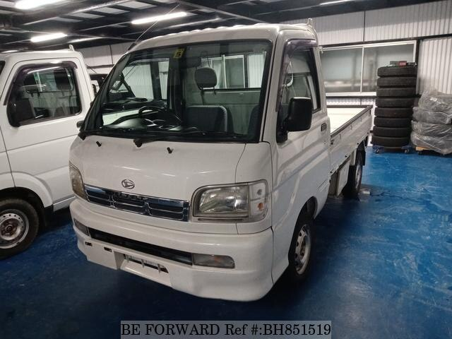 Used 1999 DAIHATSU HIJET TRUCK BH851519 for Sale