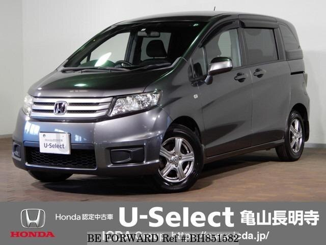 Used 2010 HONDA FREED SPIKE BH851582 for Sale
