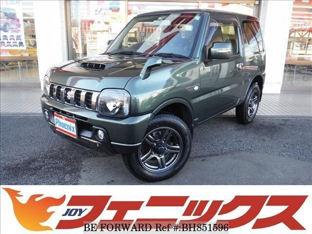 Used 2016 SUZUKI JIMNY BH851596 for Sale