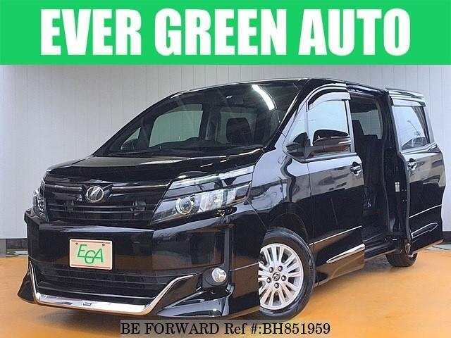 Used 2014 TOYOTA VOXY BH851959 for Sale