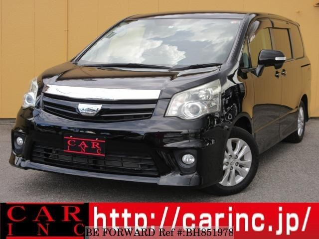 Used 2011 TOYOTA NOAH BH851978 for Sale