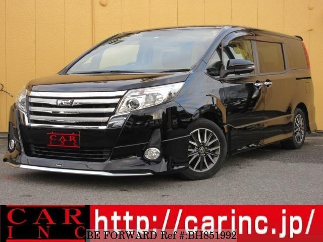 Used 2015 TOYOTA NOAH BH851992 for Sale