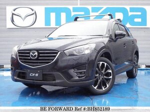 Used 2015 MAZDA CX-5 BH852189 for Sale