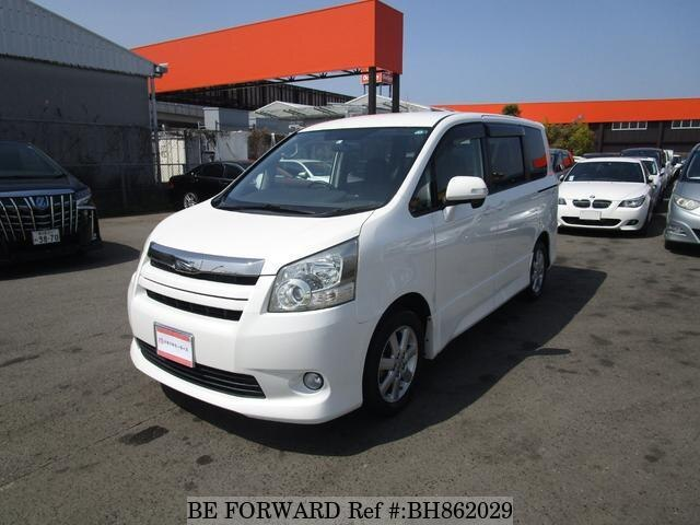 Used 2007 TOYOTA NOAH BH862029 for Sale