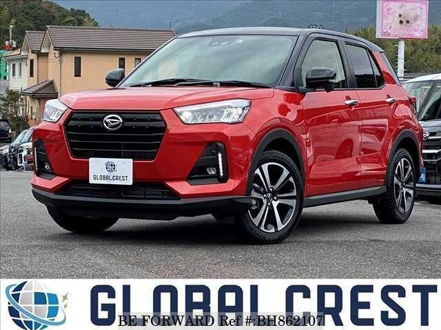 Used 2019 DAIHATSU ROCKY BH862107 for Sale