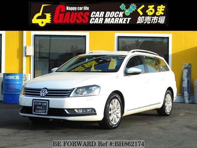 Used 2014 VOLKSWAGEN PASSAT VARIANT BH862174 for Sale