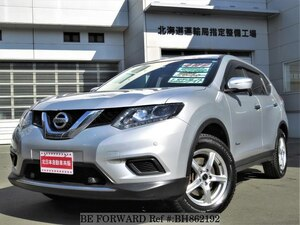 Used 2016 NISSAN X-TRAIL BH862192 for Sale