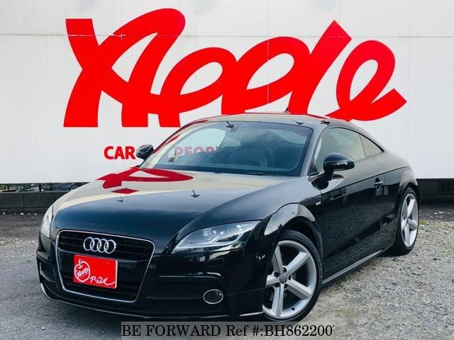 Used 2012 AUDI TT BH862200 for Sale