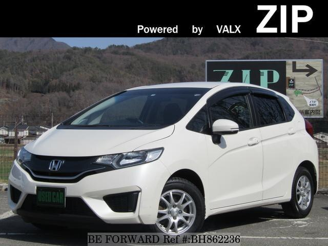 Used 2014 HONDA FIT BH862236 for Sale