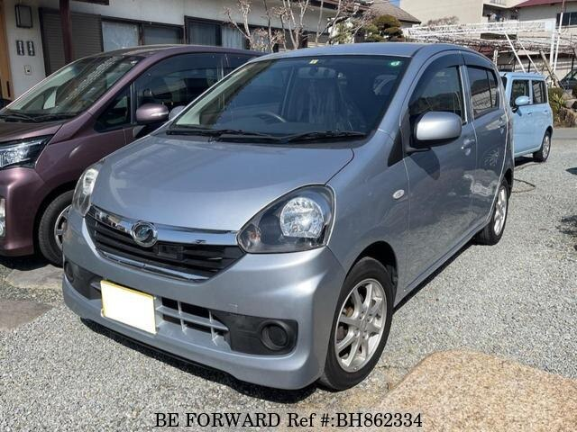 Used 2015 DAIHATSU MIRA ES BH862334 for Sale
