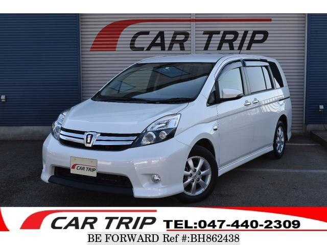 Used 2014 TOYOTA ISIS BH862438 for Sale